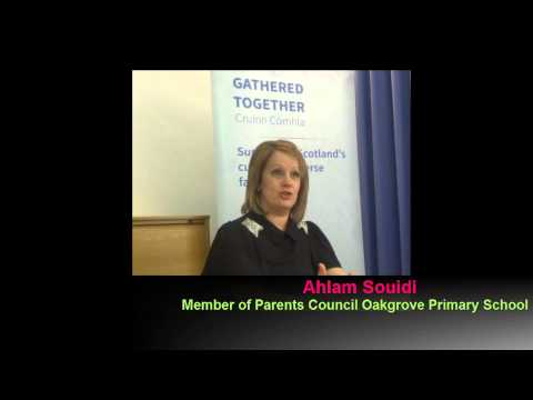 Are there any male parents involved in the Parents Council?