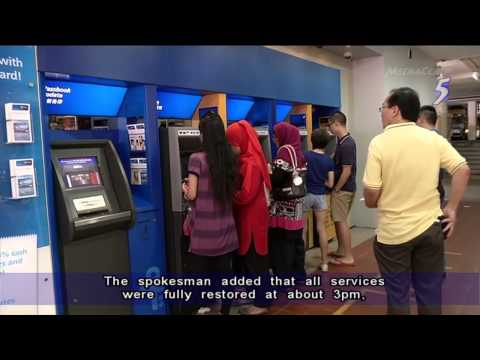 DBS: Connectivity issue impacted some ATMs and web services   16Jun2014