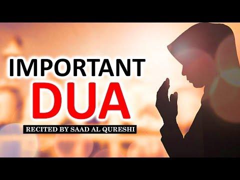THIS DUA WILL GIVE YOU HIGH STATUS, RESPECT & BIGGEST Reward and Sawab ᴴᴰ