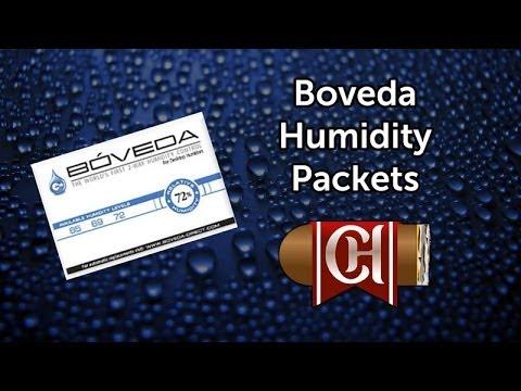 Boveda Humidity Packets