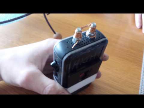 DIY Bugzapper 2 taser mod v2.0