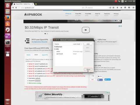 Configure VPN Ubuntu