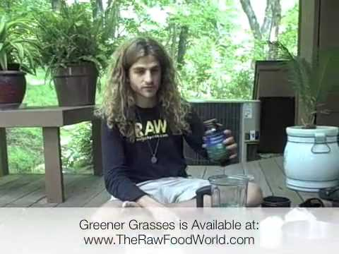 Green Coconut Dream Juice - Raw Food Recipe, Episode #143