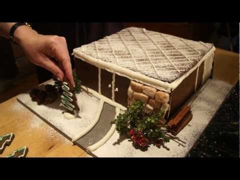 How to Make a Gingerbread House, Part 4 - Food52