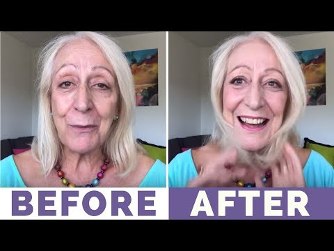 Xxx Mp4 My No Fuss 5 Minute Makeup For Mature Women Makeover 13 Of My Favorite Beauty Products 3gp Sex