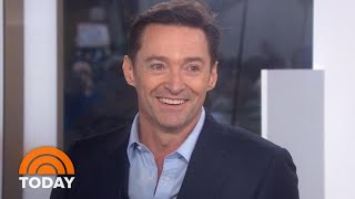 Download Hugh Jackman Announces World Arena Tour On TODAY | TODAY Video