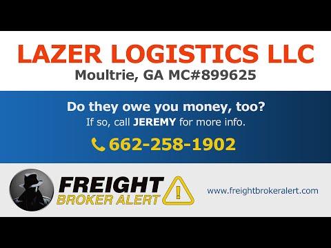 Lazer Logistics LLC