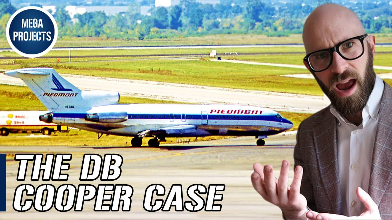 The DB Cooper Case: The Only Successful Skyjacking in U S History
