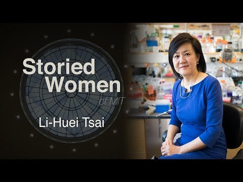Storied Women of MIT: Li-Huei Tsai