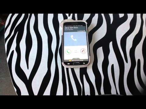 How to Receive Calls on Samsung Galaxy S4