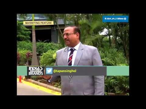 CNN News 18 - Mr. Tapan Singhel (Brand Philosophy)