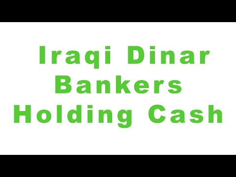 Iraqi Dinar Market Rate Increased Says Iraq Banker