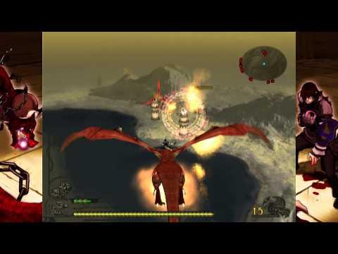[PCSX2] Drakengard Undub best settings 3x scaling