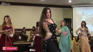 MUKH TE NAQAB PUNJAB MUJRA PERFORMANCE @ WEDDING PARTY