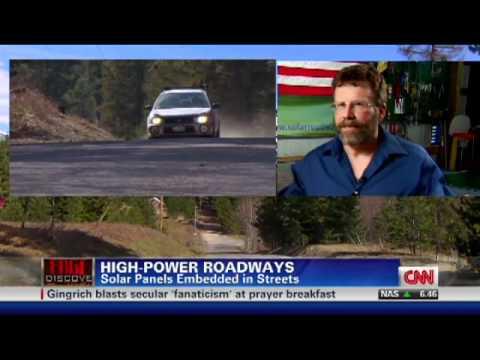 CNN   Edge of Discovery   Solar Roadways