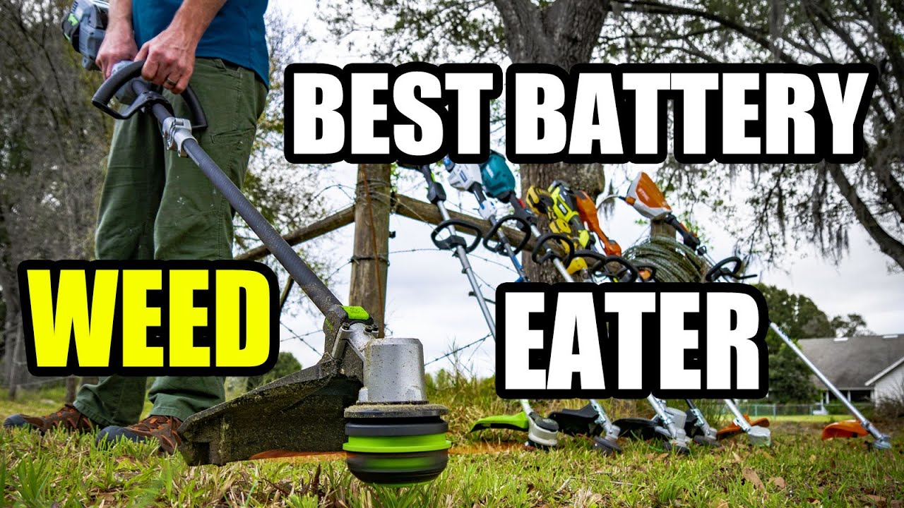 Best Battery-Powered String Trimmer Roundup   Hand-Tested for Performance & Value