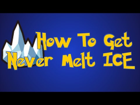Pokemon Omega Ruby and Alpha Sapphire Tips: How To Get Never Melt Ice