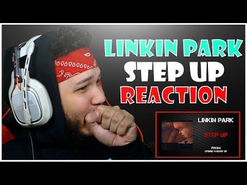 🎤 Hip-Hop Fan Reacts To Linkin Park - Step Up 🎸