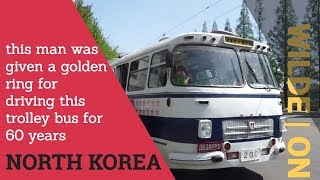 WILDE ON   A NORTH KOREAN TROLLEY BUS RIDE