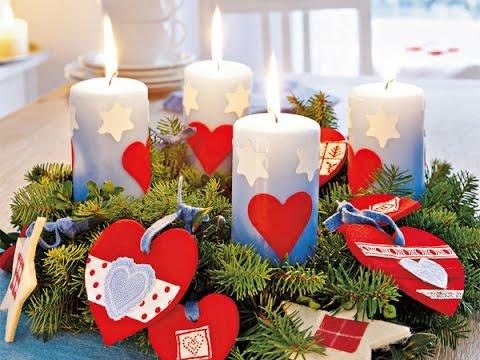 40 Original Advent Wreath Ideas for 2014 Year