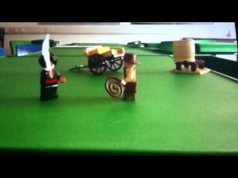 Year 4 Lego Animation on iPad
