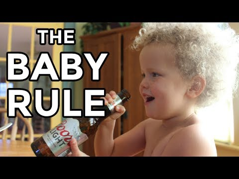 The Baby Rule: Best Health Lesson Ever