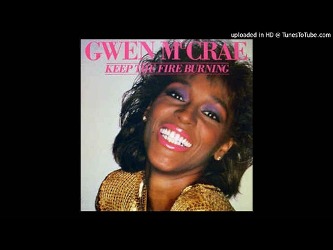 Gwen Mccrae - Keep The Fire Burning.