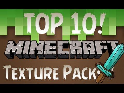 Minecraft: Top10 - Pacotes de Textura 1.7.2 / 1.7.5 / 1.7.10 [Download] 2016
