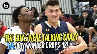 """""""The Guys Were TALKING CRAZY"""" KENTUCKY commit Tyler Herro scores 42 Points! Full Highlights!"""