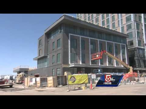 Boston Booming: Affordable housing units offered in East Boston