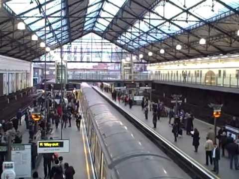 London's Earl's Court Tube (Underground) Station