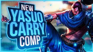 TSM Keane | HOW TO PLAY THE NEW YASUO CARRY COMP!! - Teamfight Tactics