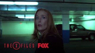 Scully Meets With The Stranger | Season 11 Ep. 4 | THE X-FILES