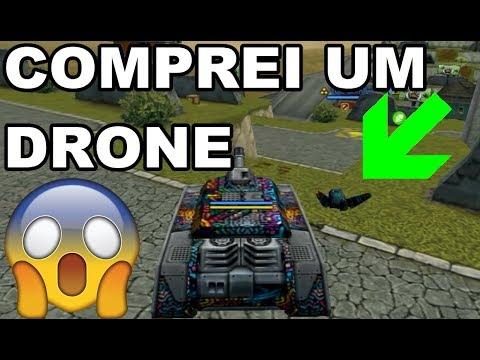 TANKI ONLINE - RUMO A LENDA #261 (COMPREI UM DRONE)