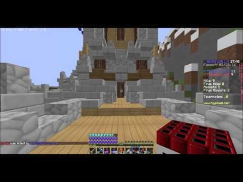 Minecraft: MegaWalls on Hypixel!