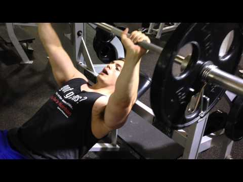 Incline Bench Press- Trick to Engage Upper Chest