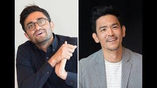 "Aneesh Chaganty and John Cho on ""Searching"""