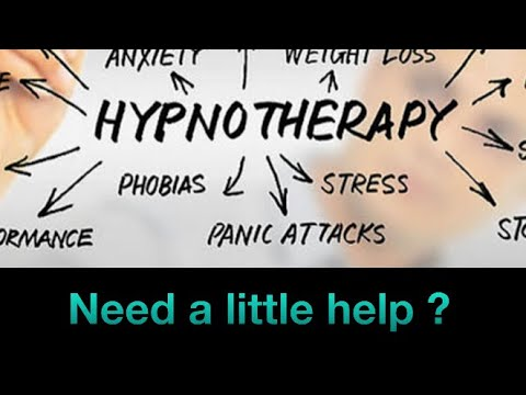 hypnotherapy can HELP