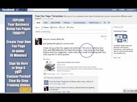 Make Sure Your Facebook Page is Public!