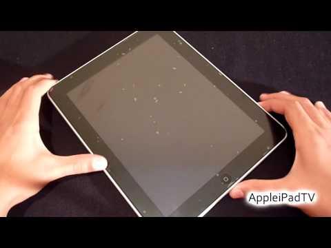 Proporta iPad Advanced Anti-Glare Screen Protector Review