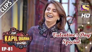 Kapil's hilarious question to Neetu Singh  – The Kapil Sharma Show - 11th Feb 2017