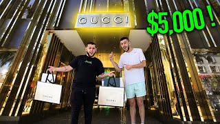 HOW TO SPEND $5,000 IN 30 MINUTES! *CARD GOT DECLINED*