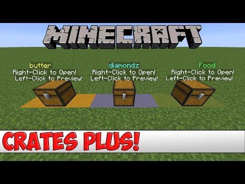 Minecraft Plugin Tutorial - Crates Plus