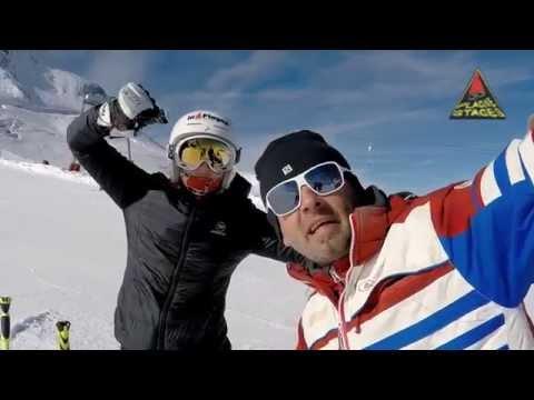 Plagne stage slalom toussaint 2015