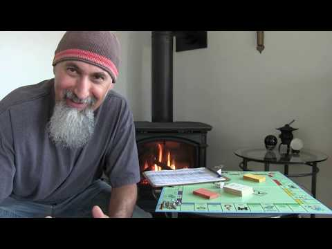 How to Play Monopoly: Variant Rules: Fast Rapid Games, Multiple Games per Gaming Sessions [ASMR]