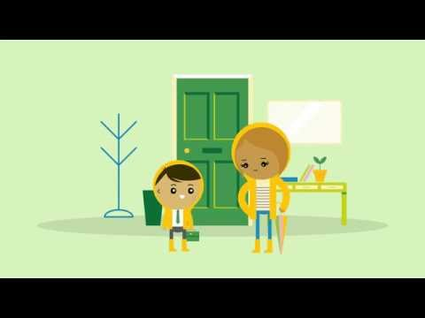 Back to School with Vosene Kids: British Weather