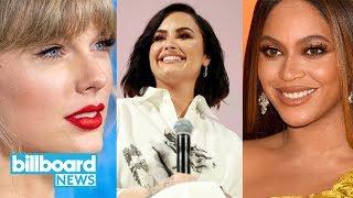 Beyoncé Pulls an Oprah, T-Swift Headed to Sundance & Demi Lovato Takes Super Bowl | Billboard News
