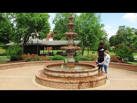 Walking Tour of City Park - Burlington, NC
