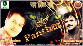 Non-Stop Pahari Song 2016 | Bushahri Panther By Dony Chauhan | Music HunterZ