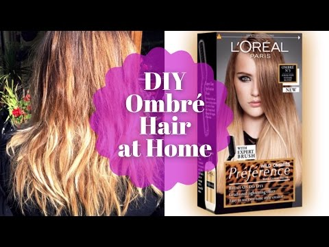 How to use L'Oreal Wild Ombré 💕